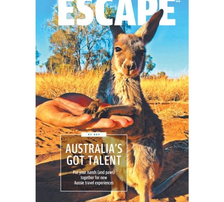New Stars of Australian Tourism – Escape Magazine